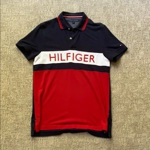 Tommy Hilfiger Stitched Polo!